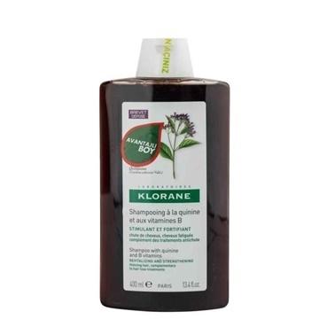 Klorane  Shampooing Quinquina 400ml Renksiz